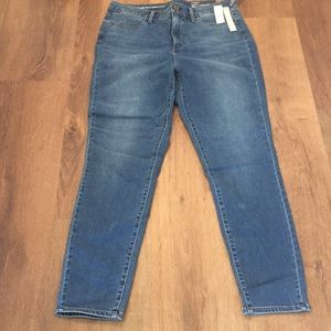 Talbots High/Rise Jeggings Ankle